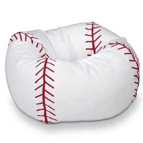 Swell Baseball Bean Bag Chair Ideas On Foter Creativecarmelina Interior Chair Design Creativecarmelinacom