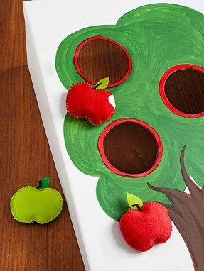 Bean bag toss bags 1