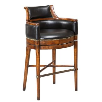 Admirable Leather Swivel Bar Stools Ideas On Foter Uwap Interior Chair Design Uwaporg