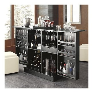 Modern Mini Bar Ideas On Foter