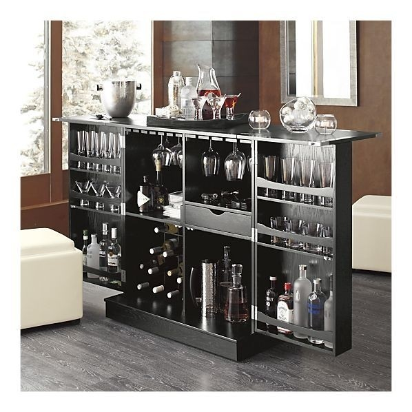 Incroyable Contemporary Liquor Cabinet