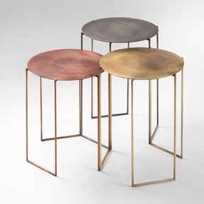Copper coffee tables 12