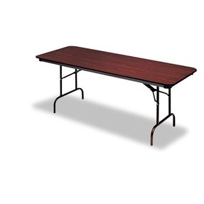 ICE55234 - Iceberg Premium Wood Laminate Folding Table