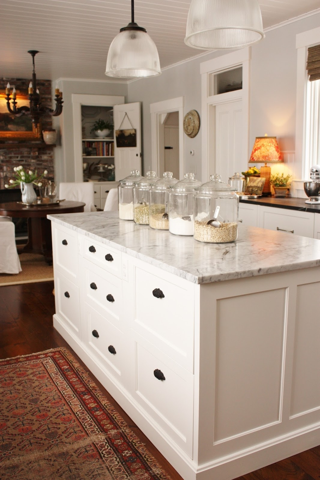 Delicieux Kitchen Island Drawers
