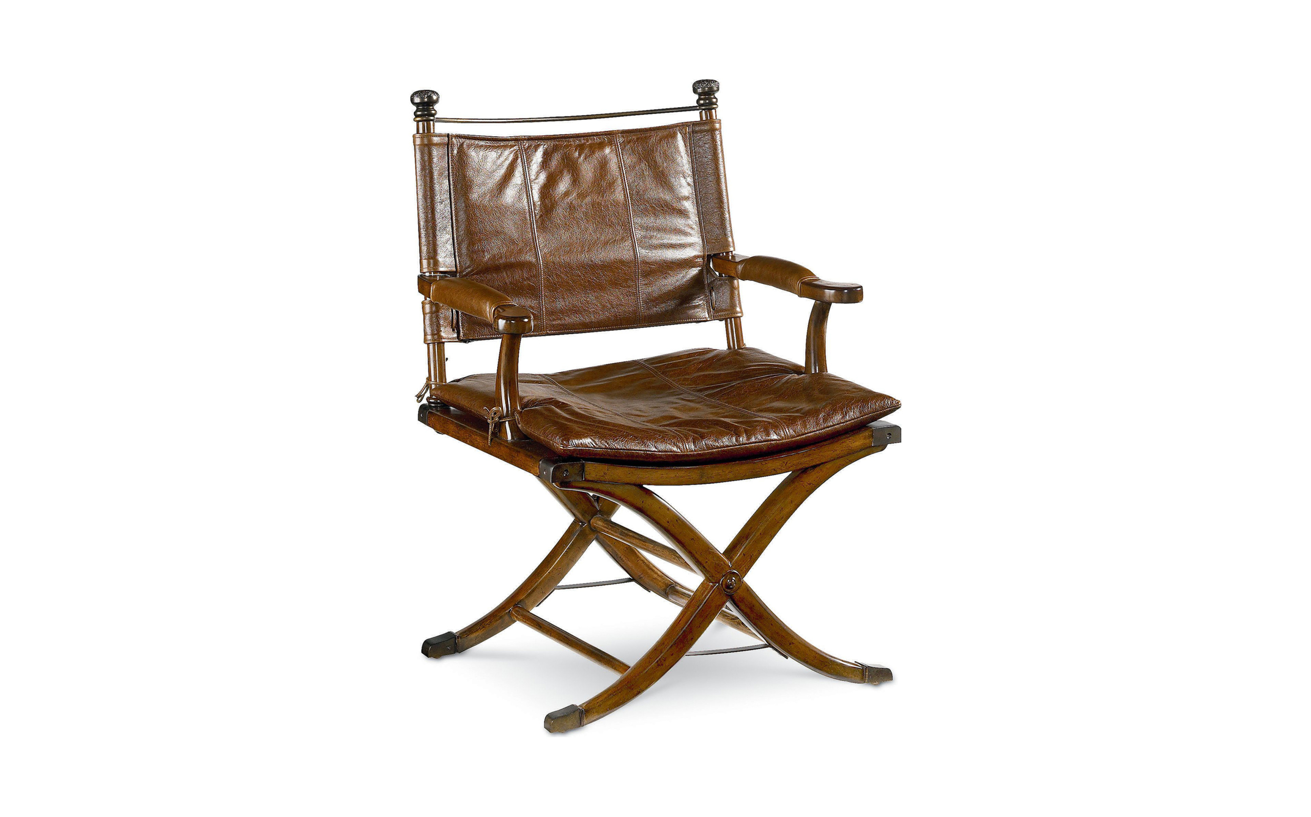 Beautiful Leather Directors Chairs