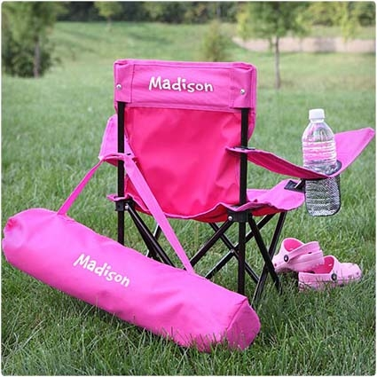 Ordinaire Pink Folding Chairs