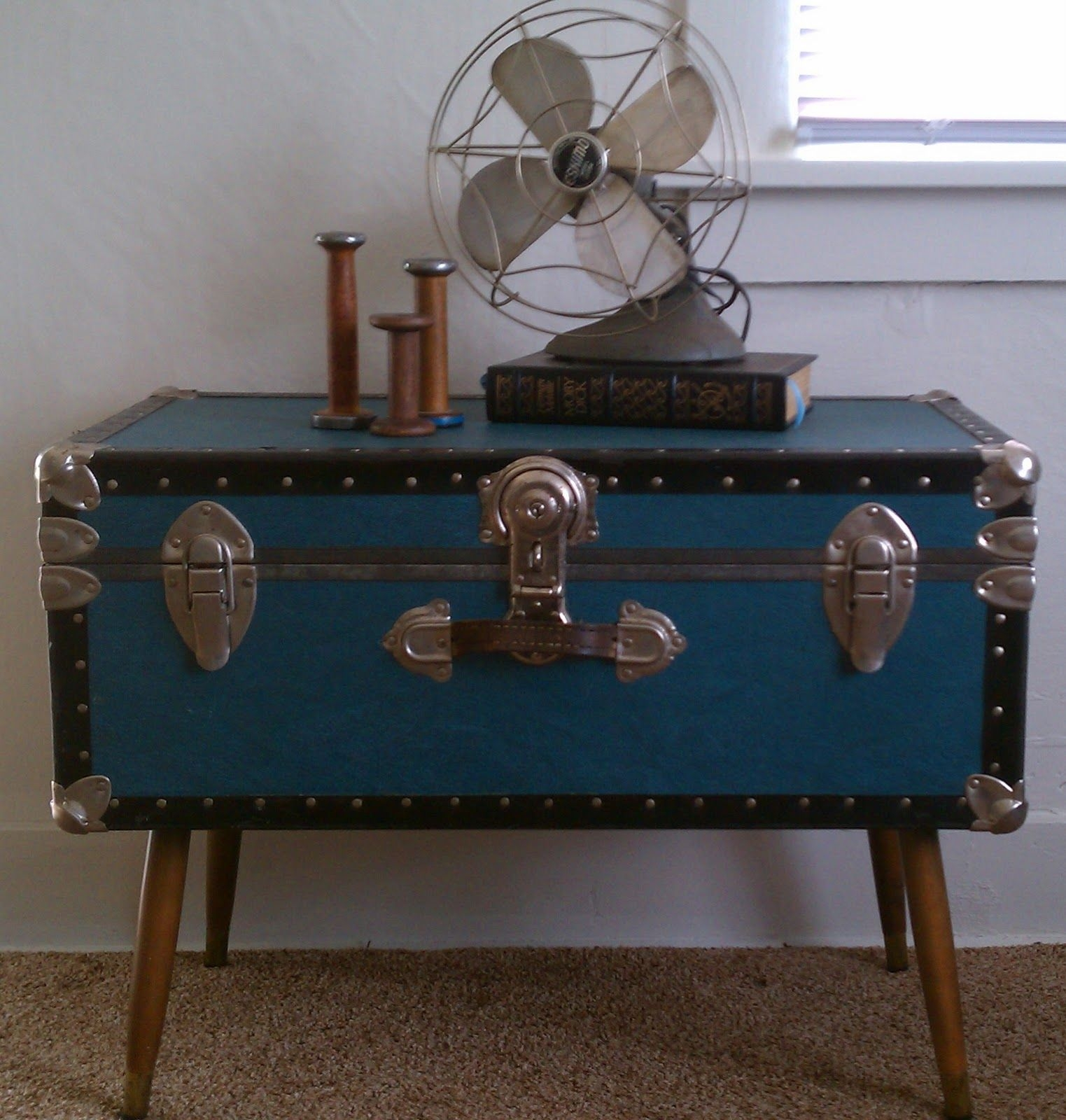 Good Steamer Trunk Coffee Table 2