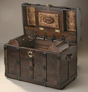 Antique Trunks Ideas On Foter