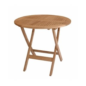 Windsor 31-inch Round Picnic Folding Table