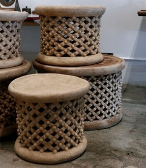 Groovy African Stools Ideas On Foter Gmtry Best Dining Table And Chair Ideas Images Gmtryco