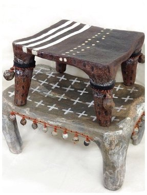 Wondrous African Stools Ideas On Foter Gmtry Best Dining Table And Chair Ideas Images Gmtryco