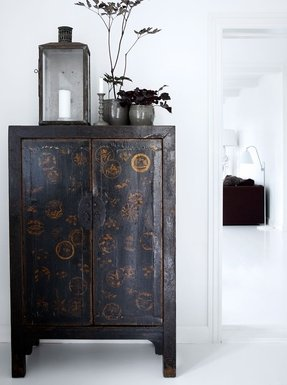 Asian Inspired Cabinet Hardware