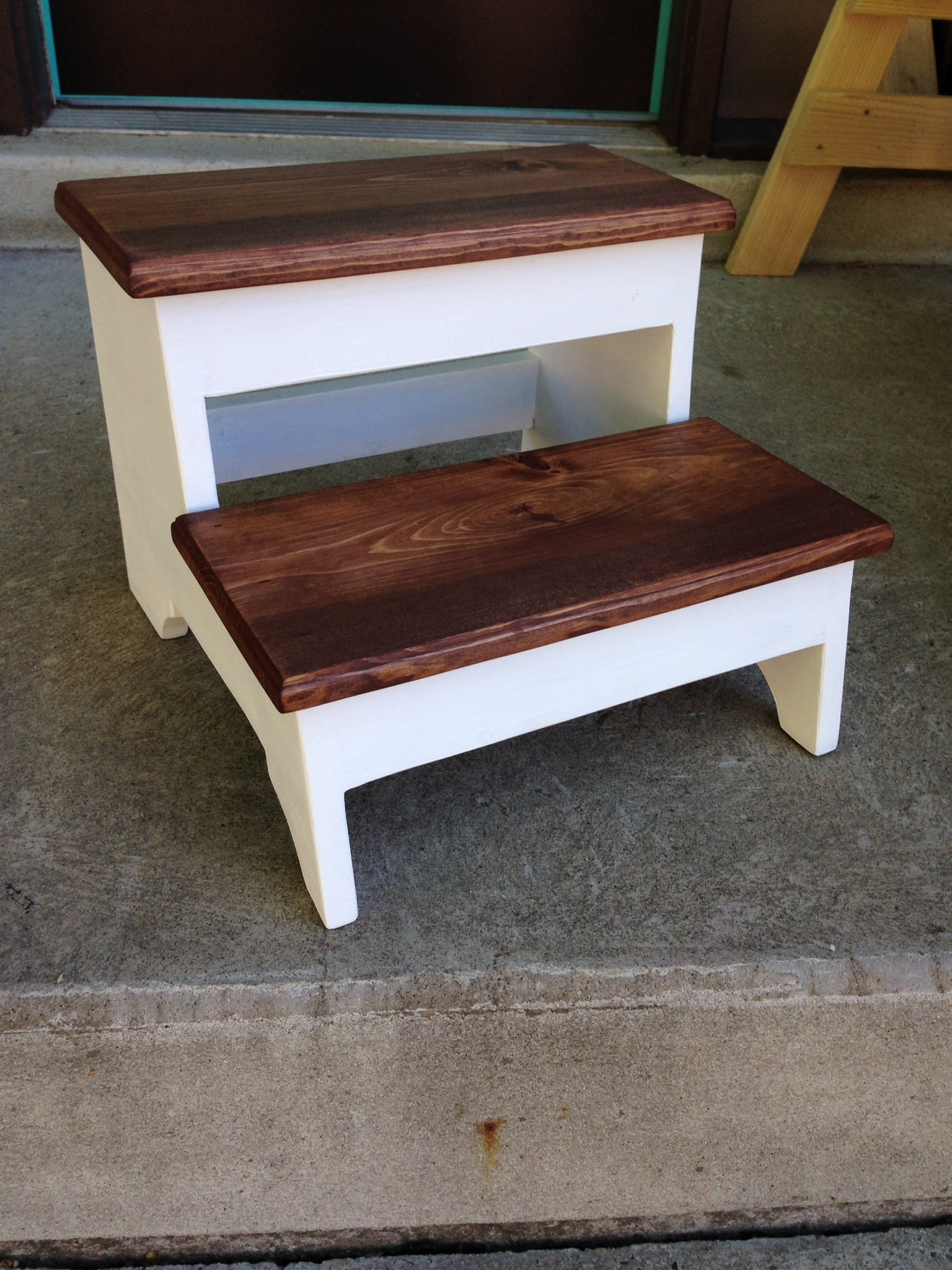 Bed Step Stools 2