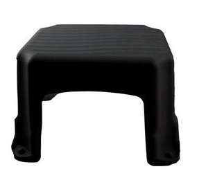 Centrex plastics llc 1stpcx one step stool 10 5 x17