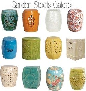 Ceramic Patio Table