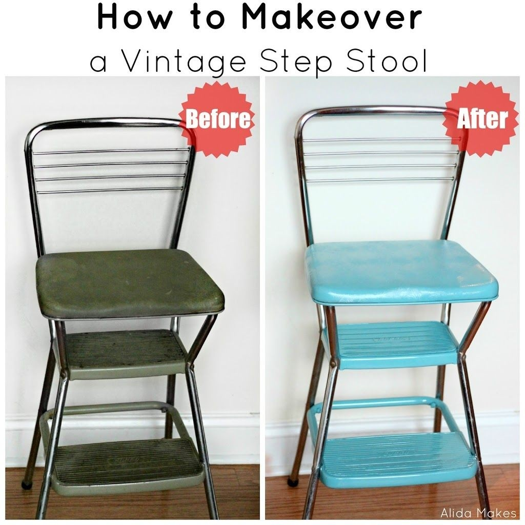 Cosco step stool chair 1