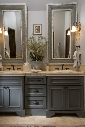 Country french in college station texas traditional bathroom houston
