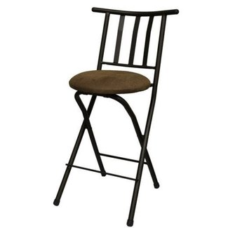 Folding counter stool 1