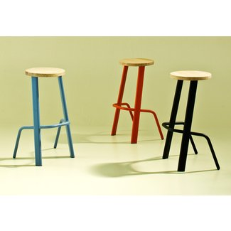 Folding counter stools 25