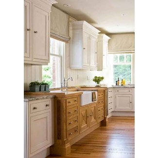 Freestanding kitchen cabinet