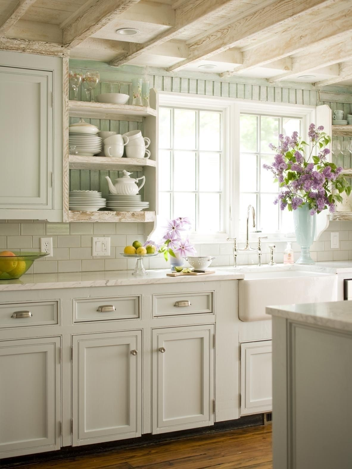 French Country Cabinets