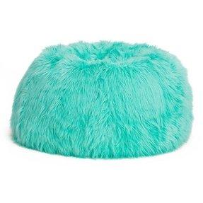 Fuzzy bean bags 1. Fluffy bean bag chair ... ba204d2edc9f3