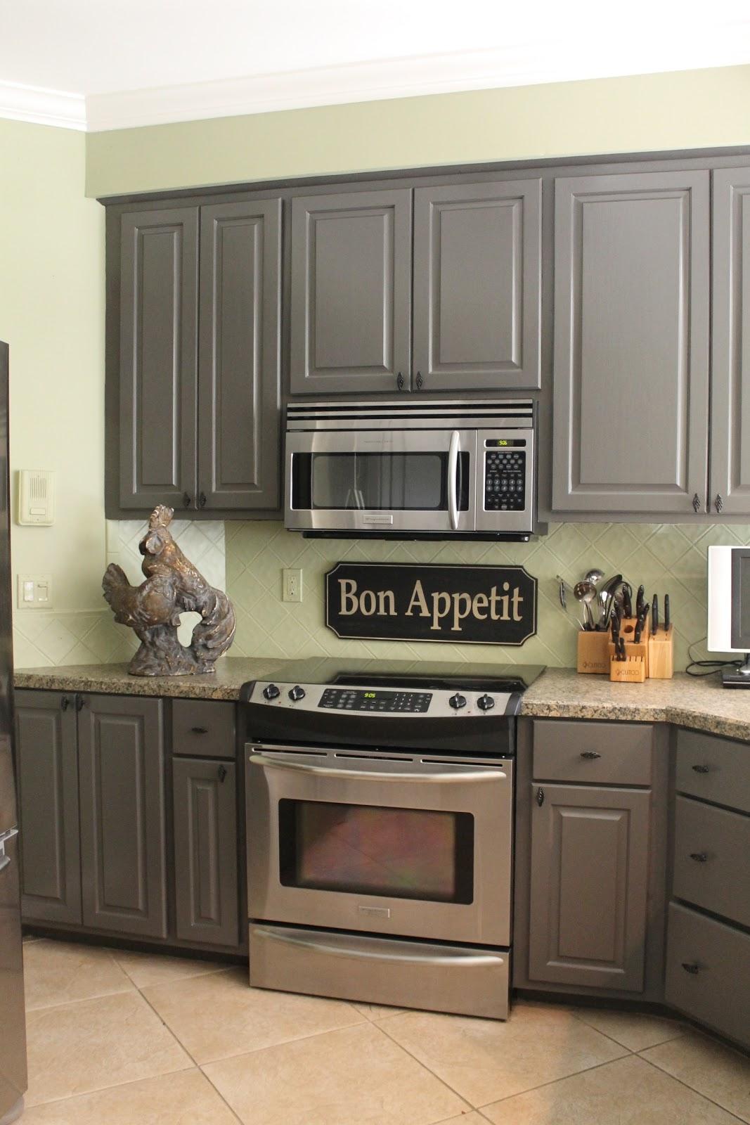 Grey Cabinets 2