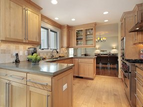 Hillsdale kitchen contemporary kitchen denver