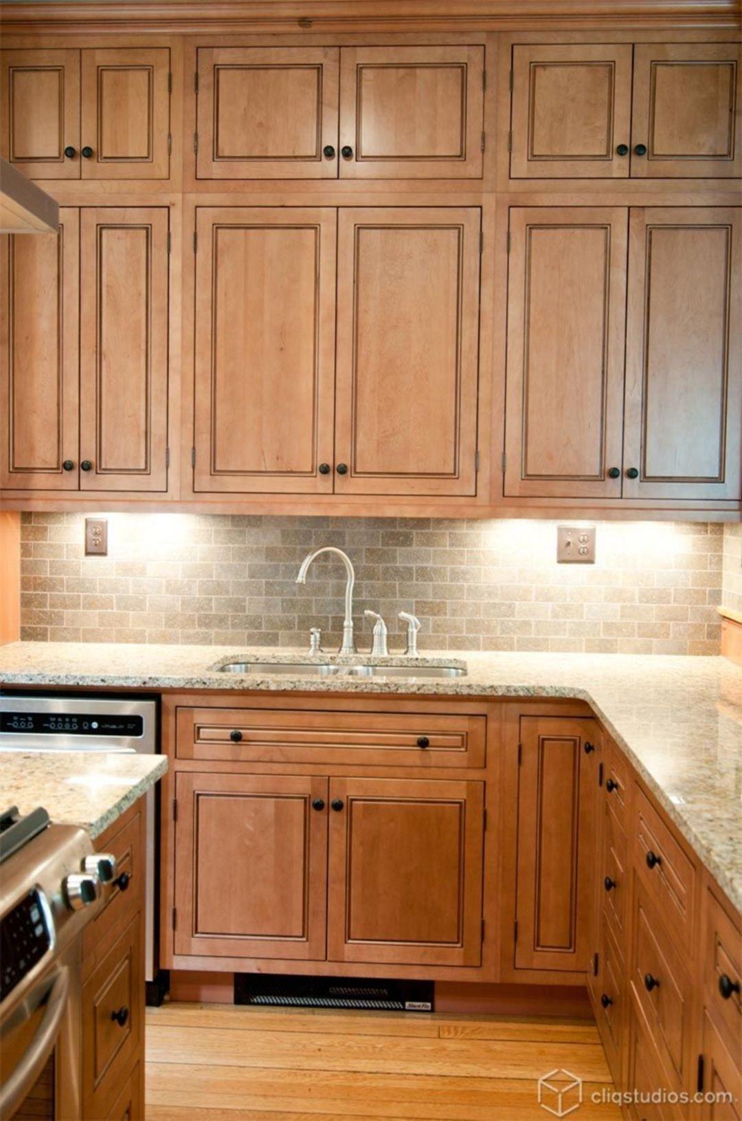 Kitchen Island Maple