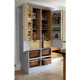 Free Standing Kitchen Pantry Cabinet.Freestanding Cabinets For 2020 Ideas On Foter