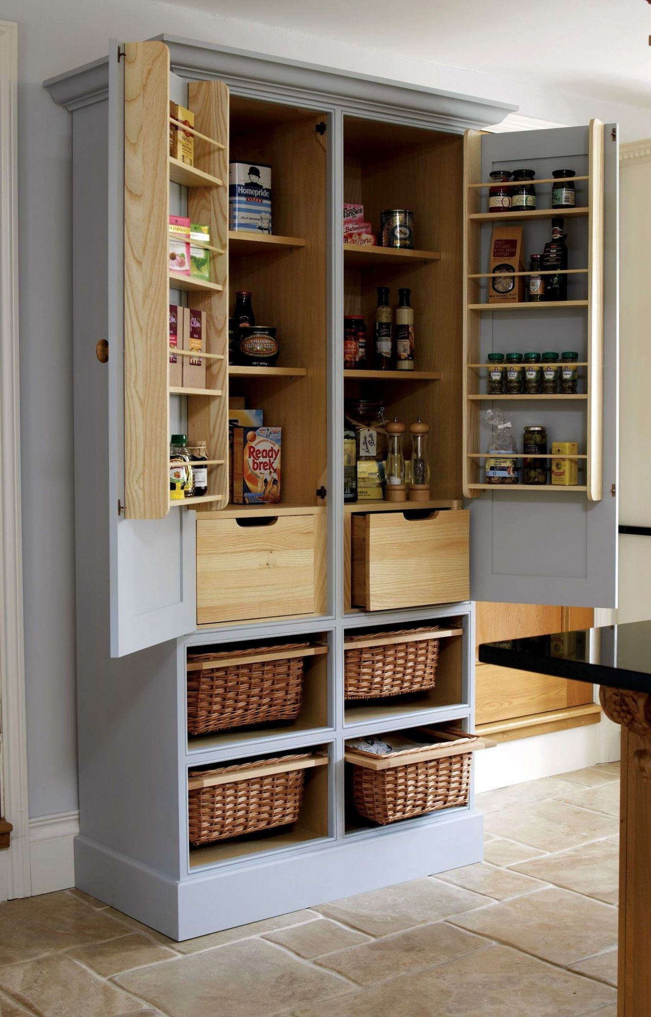 Kitchen pantry cabinet freestanding  sc 1 st  Foter & Freestanding Cabinets - Ideas on Foter