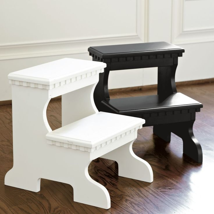 Attractive Kitchen Step Stools