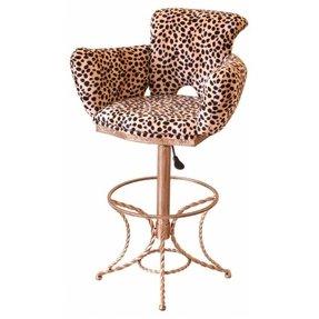 Leopard Vanity Stool Ideas On Foter
