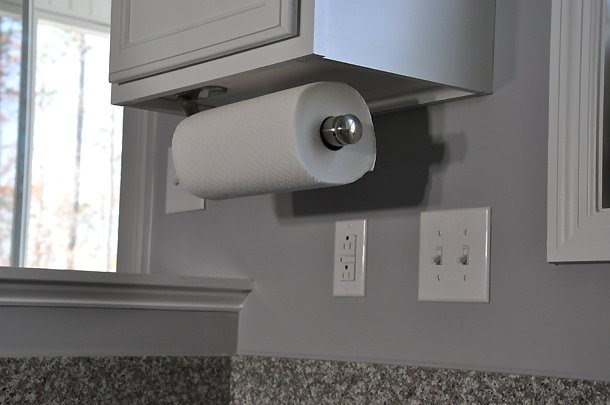 Under Cabinet Paper Towel Holder Brushed Nickel Images Gallery. Decorative Paper  Towel Holders Foter Rh Foter Com