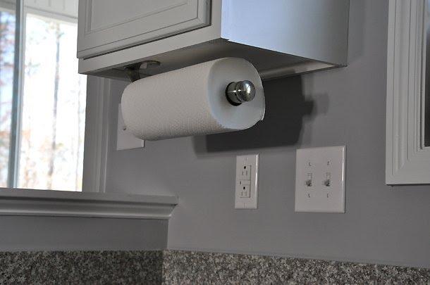 Under Cabinet Paper Towel Holder Brushed Nickel Images Gallery. Decorative Paper  Towel Holders Foter Rh Foter Com