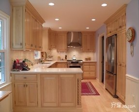 Maple Cabinets - Foter on Kitchen Backsplash With Maple Cabinets  id=25644