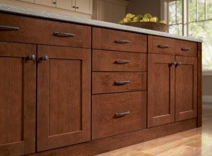 Gentil Mission Cabinets 1