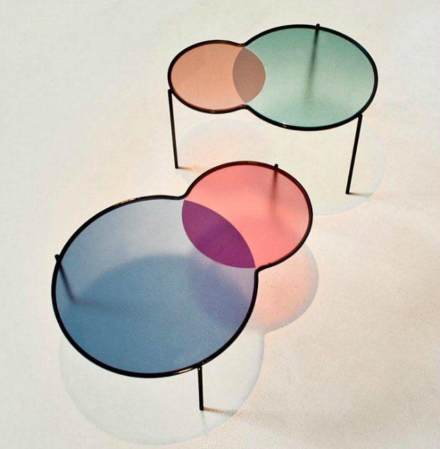 Modern Nesting Tables 2