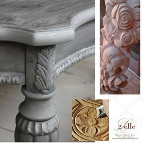 Painted Console Tables Foter