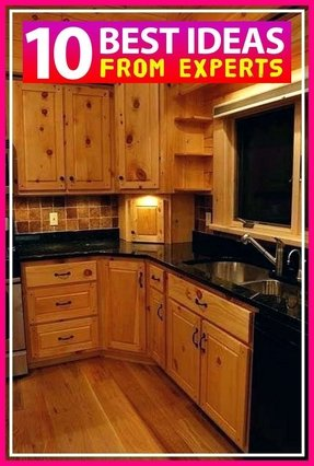 Pine cabinets 1
