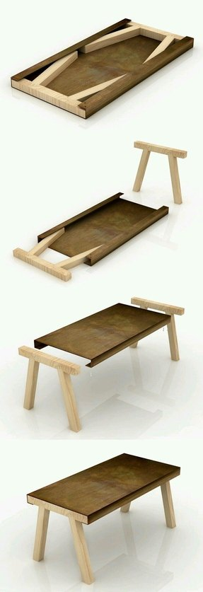Portable tables 1