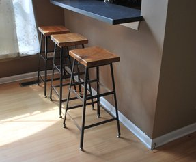 Table Height Stools Foter