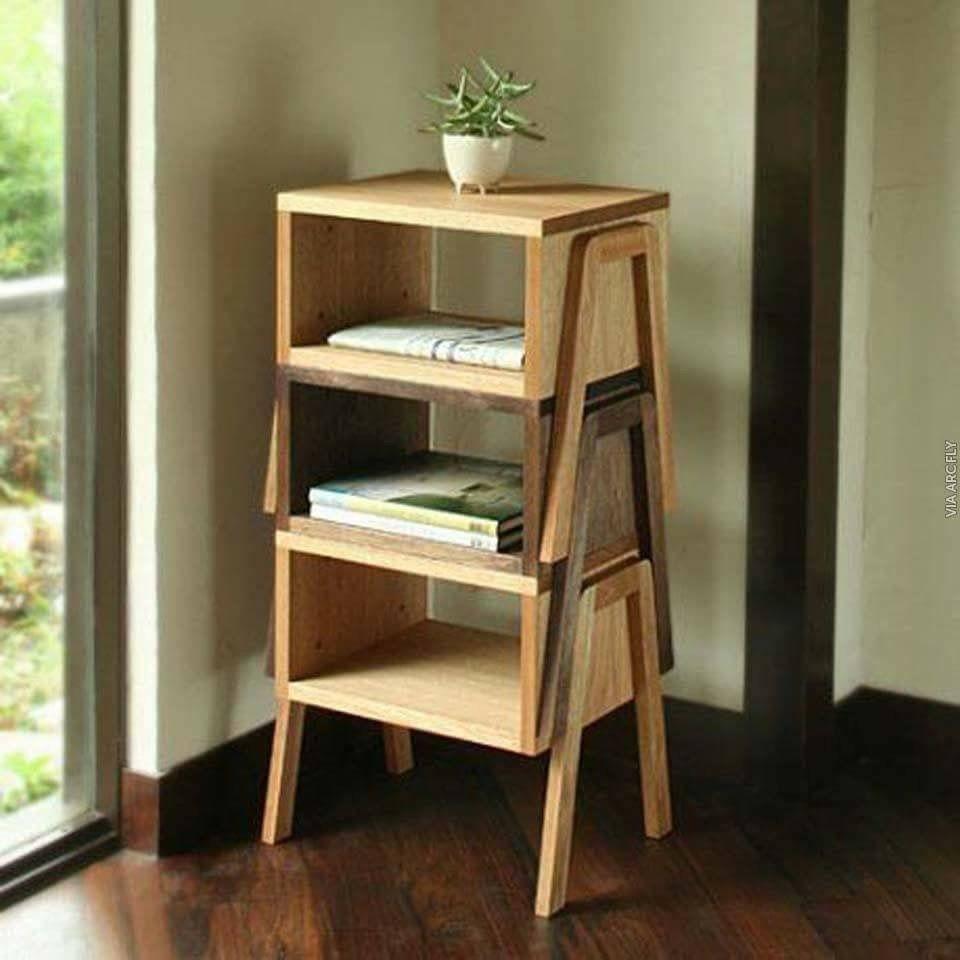 Genial Tabletop Shelves