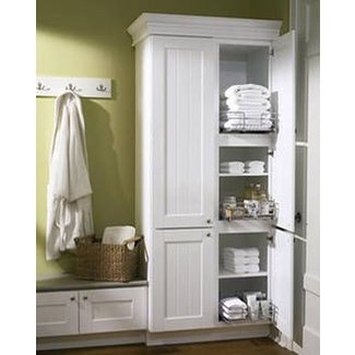 Enjoyable Tall Linen Cabinets For Bathroom Ideas On Foter Home Interior And Landscaping Ologienasavecom