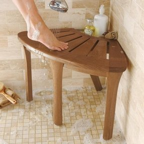 Teak Shower Benches Foter