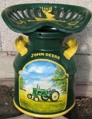 Charming Tractor Seat Stools 3