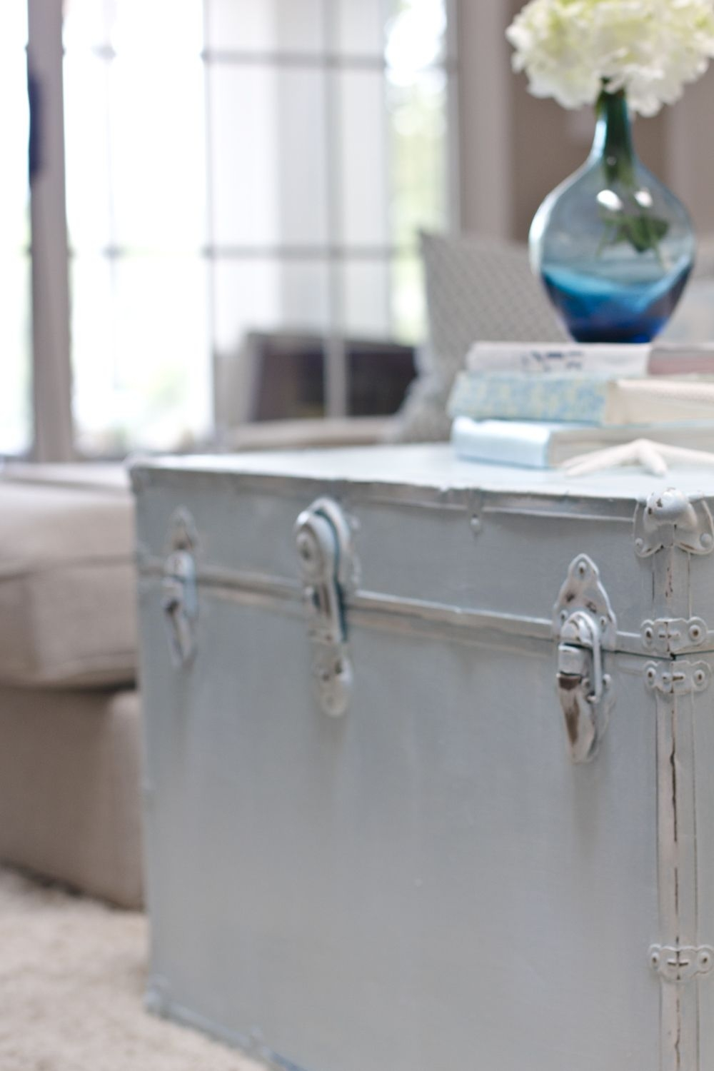 Travel Trunk Coffee Table