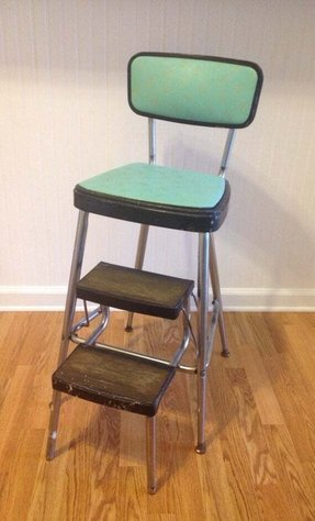 Retro Kitchen Stools Ideas On Foter