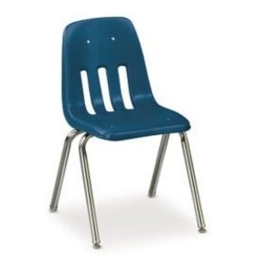 Virco stacking chairs 1