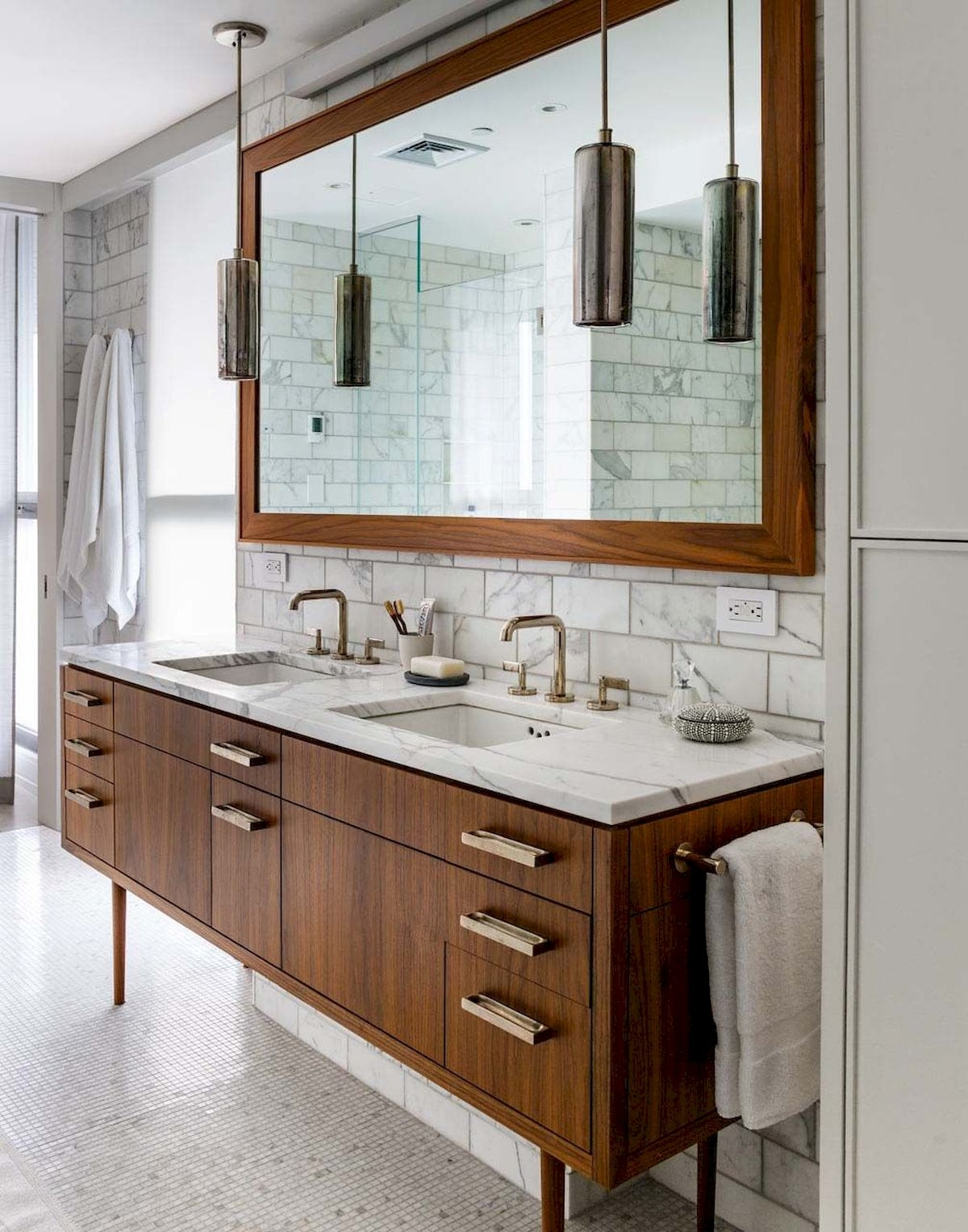 Exceptionnel Walnut Cabinets